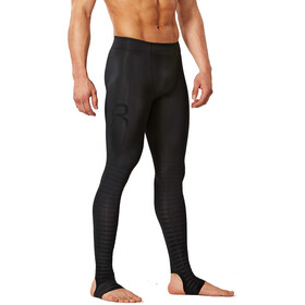 2XU Power Recharge Recovery Tights Herrer, sort